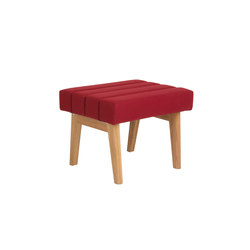 One-seater bench  DBV-280-01 | Kids stools | De Breuyn