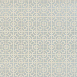 Nabucco Wallpaper | Sussex - Duck Egg | Carta da parati | Designers Guild