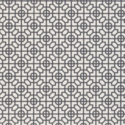 Nabucco Wallpaper | Sussex - Black And White | Wallcoverings | Designers Guild