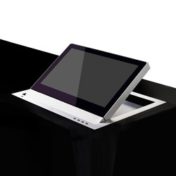 Dynamic3Reverse | Table integrated displays | ARTHUR HOLM