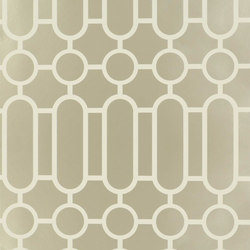 Nabucco Wallpaper | Porden - Gold | Wall coverings / wallpapers | Designers Guild