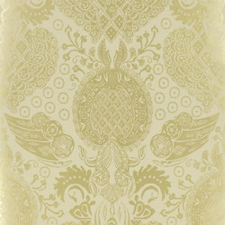 Air De Paris Wallpaper | Marseille - Dore | Wallcoverings | Designers Guild