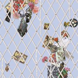 Air De Paris Wallpaper | Souvenir - Ciel | Papeles pintados | Designers Guild
