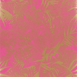 Belles Rives Wallpaper | Eden Roc - Bougainvillier | Papeles pintados | Designers Guild