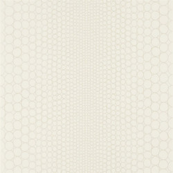 Belles Rives Wallpaper | Pearls - Galet | Papiers peint | Designers Guild