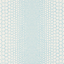 Belles Rives Wallpaper | Pearls - Piscine | Wallcoverings | Designers Guild