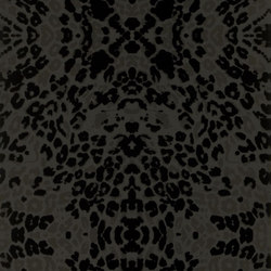 Belles Rives Wallpaper | Santo Sospir - Caviar | Carta da parati | Designers Guild