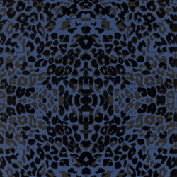 Belles Rives Wallpaper | Santo Sospir - Nuit | Carta da parati | Designers Guild