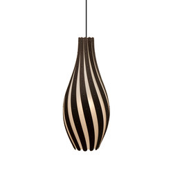 Ebb Swish Small | Suspended lights | David Trubridge Studio