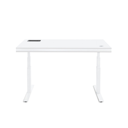 TableAir White Glossy | Escritorios de altura regulable | TableAir