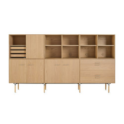 Ven Large Wall Unit | Sideboards | Design Within Reach
