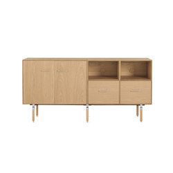 Ven File Credenza | Sideboards / Kommoden | Design Within Reach