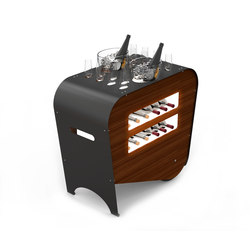 Esigo Wine Trolley | Trolleys | ESIGO