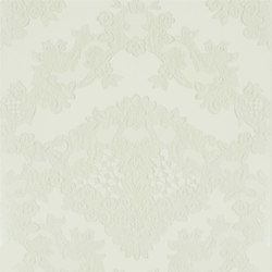 Carnets Andalous Wallpaper | Macarena - Ivoire | Wall coverings | Designers Guild