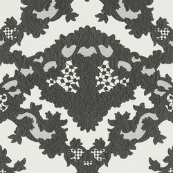 Carnets Andalous Wallpaper | Macarena - Oscuro | Wall coverings | Designers Guild