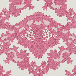 Carnets Andalous Wallpaper | Macarena - Grenadine | Wallcoverings | Designers Guild