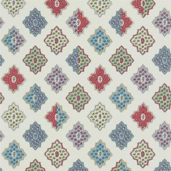 Carnets Andalous Wallpaper | Alcazar - Opalin | Wallcoverings | Designers Guild