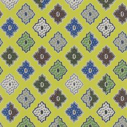 Carnets Andalous Wallpaper | Alcazar - Safran | Wandbeläge | Designers Guild