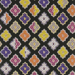 Carnets Andalous Wallpaper | Alcazar - Oscuro | Wall coverings | Designers Guild