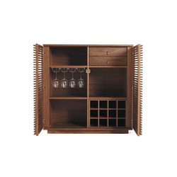 Line Bar | Drinks cabinets | Design Within Reach