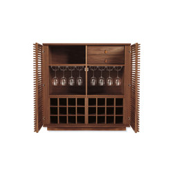 Line Wine Bar | Drinks cabinets | Design Within Reach