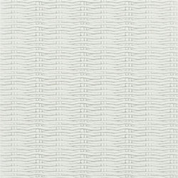 Nouveaux Mondes Wallpaper   Barbade - Argent   Wall coverings / wallpapers   Designers Guild