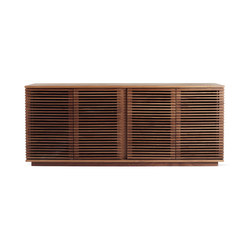Line Credenza Large | Aparadores | Design Within Reach