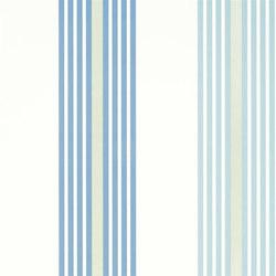 Oxbridge Wallpaper | Pembroke - Sky | Papiers peint | Designers Guild