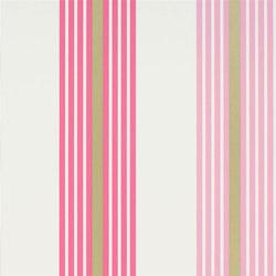 Oxbridge Wallpaper | Pembroke - Peony | Wandbeläge | Designers Guild