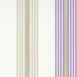 Oxbridge Wallpaper | Pembroke - Lavender | Wall coverings | Designers Guild