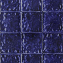 Palasini Wallpaper | Aquarelle - Cobalt | Wall coverings / wallpapers | Designers Guild