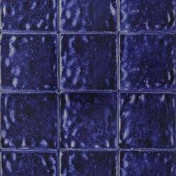 Palasini Wallpaper | Aquarelle - Cobalt | Papiers peint | Designers Guild