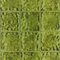 Palasini Wallpaper | Aquarelle - Peridot | Papiers peint | Designers Guild