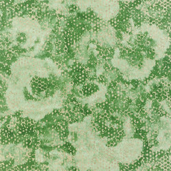 Palasini Wallpaper | Palasini - Emerald | Wallcoverings | Designers Guild