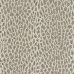 Signature Century Club Wallpaper | Aragon - Clouded Leopard | Wallcoverings | Designers Guild