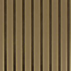 Signature Century Club Wallpaper | Friston Stripe - Bronze | Wall coverings / wallpapers | Designers Guild
