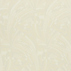 Signature Century Club Wallpaper | Josephine Deco - Pearl | Wallcoverings | Designers Guild