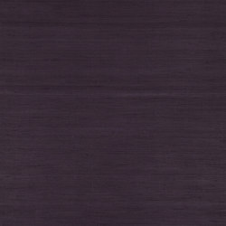 Signature Century Club Wallpaper | Painters Linen - Aubergine | Wall coverings / wallpapers | Designers Guild
