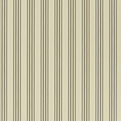 Signature Century Club Wallpaper | Palatine Stripe - Pearl | Papiers peint | Designers Guild