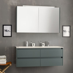Kami | Composition 06 | Mirror cabinets | Mastella Design