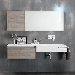 Contenitori bagno-Mobili lavabo-Arredo bagno-Kami  Composizione 16 ...