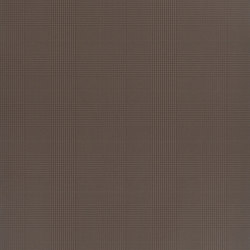Signature Papers Wallpaper | Egarton Plaid - Chestnut | Wall coverings | Designers Guild