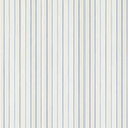 Stripes And Plaids Wallpaper | Marrifield Stripe - Cobalt | Papeles pintados | Designers Guild