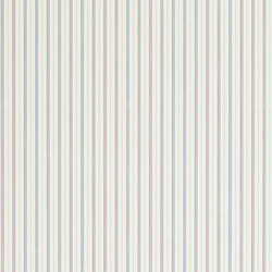 Stripes And Plaids Wallpaper | Marrifield Stripe - Red / Blue | Papeles pintados | Designers Guild