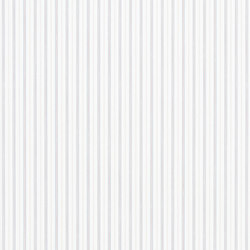 Signature Papers Wallpaper | Marrifield Stripe - Red / Blue / White | Wandbeläge / Tapeten | Designers Guild