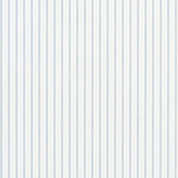 Signature Papers Wallpaper | Marrifield Stripe - Navy | Wandbeläge / Tapeten | Designers Guild