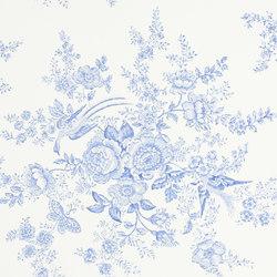 Signature Papers Wallpaper | Vintage Dauphine - Porcelain | Wallcoverings | Designers Guild