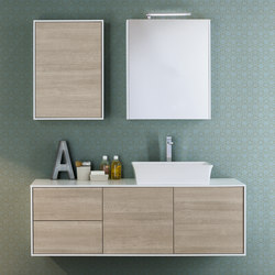 Summit 2.0 | Composition 05 | Wall cabinets | Mastella Design