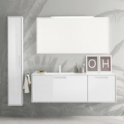 Summit 2.0 | Composition 13 | Wall cabinets | Mastella Design