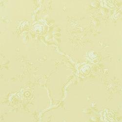 Signature Papers II Wallpaper | Ashfield Floral - Alabaster | Wandbeläge | Designers Guild
